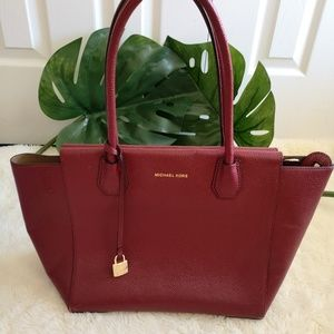 Michael Kors Large Mercer handbag